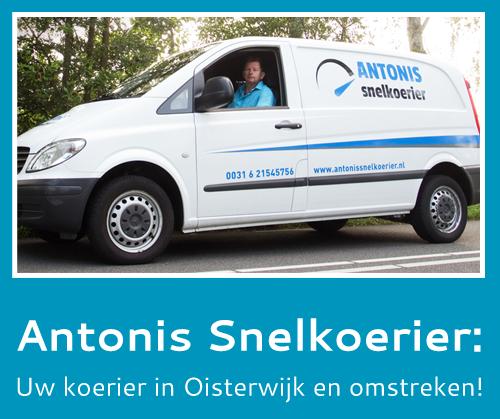 snelkoerier in Oisterwijk